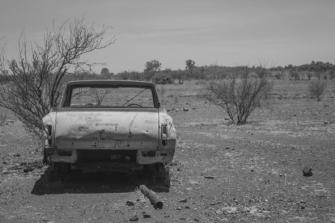 Also car-sized, dead car bodies litter the landscape
