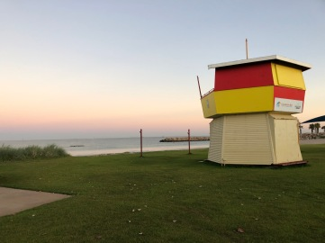 Geraldton foreshore in the early morning